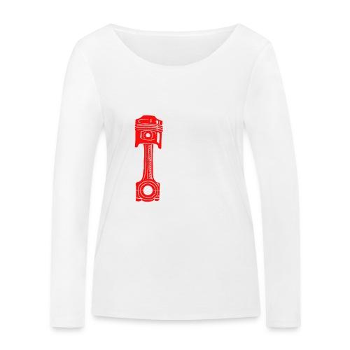 Piston - Women's Organic Longsleeve Shirt by Stanley & Stella