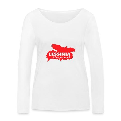 LESSINIA LEGEND - Maglietta a manica lunga ecologica da donna di Stanley & Stella