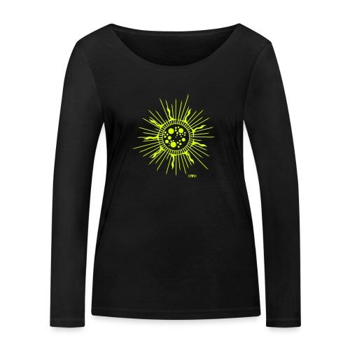 Sonnentierchen - Frauen Bio-Langarmshirt von Stanley & Stella