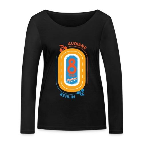 8-Tage-Rennen - Frauen Bio-Langarmshirt von Stanley & Stella