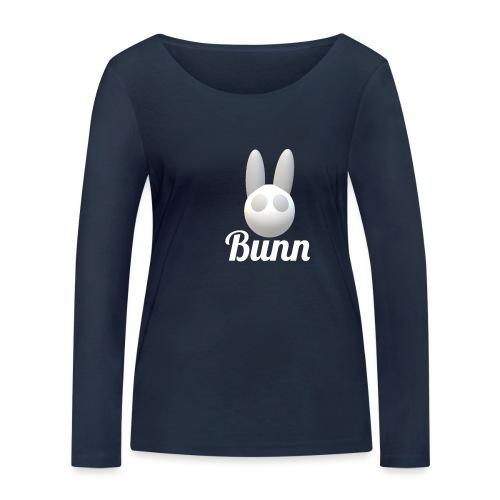 White Bunn - Women's Organic Longsleeve Shirt by Stanley & Stella