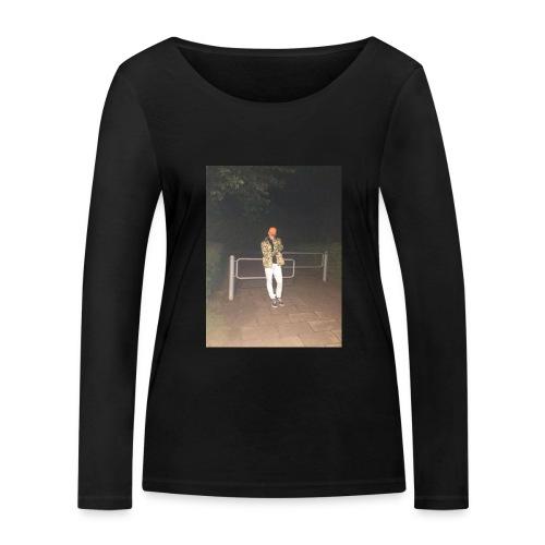 Jay Dane - Økologisk Stanley & Stella langærmet T-shirt til damer
