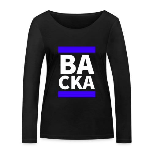 Backa - Ekologisk långärmad T-shirt dam från Stanley & Stella