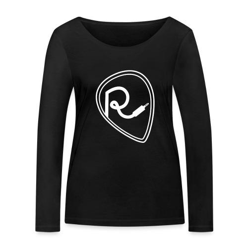 Riffer Logo - Maglietta a manica lunga ecologica da donna di Stanley & Stella
