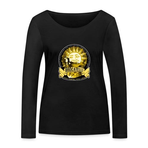 T-Shirt PESCATORE - Maglietta a manica lunga ecologica da donna di Stanley & Stella