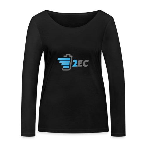 2EC Kollektion 2016 - Frauen Bio-Langarmshirt von Stanley & Stella