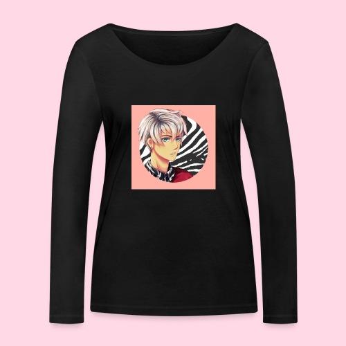 Tomas Zebra - T-shirt manches longues bio Stanley & Stella Femme
