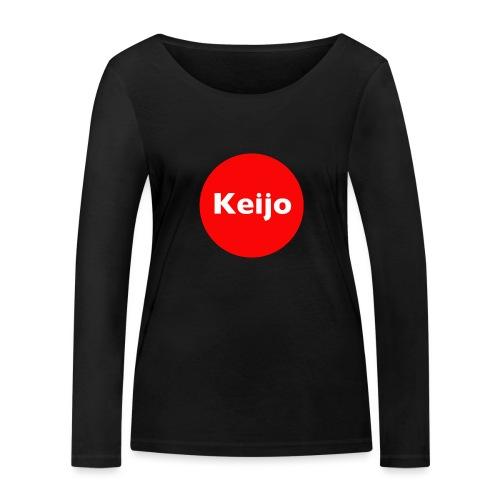 Keijo-Spot - Stanley & Stellan naisten pitkähihainen luomupaita