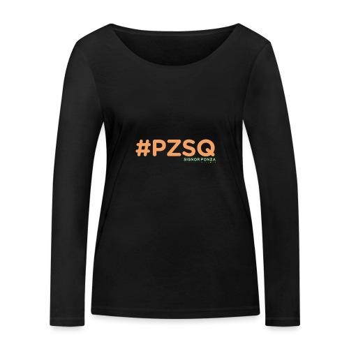PZSQ 2 - Maglietta a manica lunga ecologica da donna di Stanley & Stella