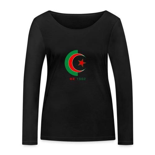 logo 3 sans fond dz1962 - T-shirt manches longues bio Stanley & Stella Femme