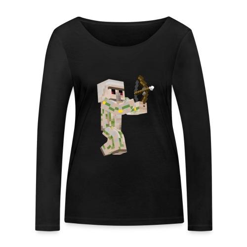 Bow Shooter - Ekologisk långärmad T-shirt dam från Stanley & Stella