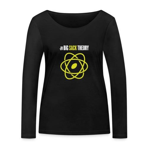 The Big Sack Theory - Frauen Bio-Langarmshirt von Stanley & Stella