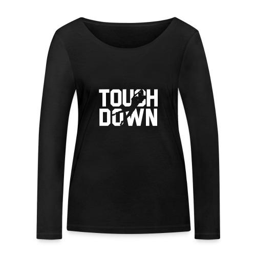 Touchdown - Frauen Bio-Langarmshirt von Stanley & Stella
