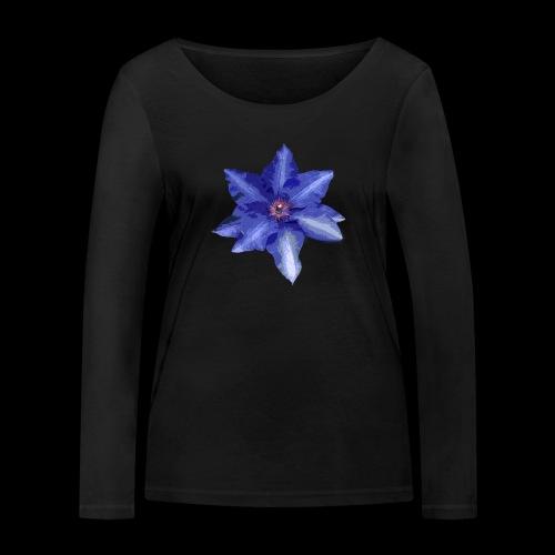 blume - Frauen Bio-Langarmshirt von Stanley & Stella