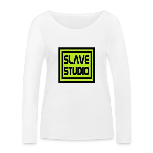 Slave Studio logo - Maglietta a manica lunga ecologica da donna di Stanley & Stella
