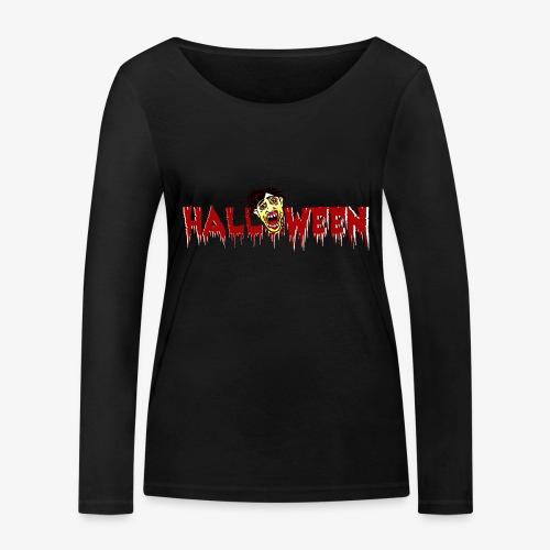 Halloween4 - Frauen Bio-Langarmshirt von Stanley & Stella