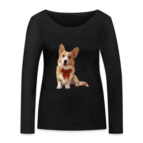 Bowtie Topi - Women's Organic Longsleeve Shirt by Stanley & Stella