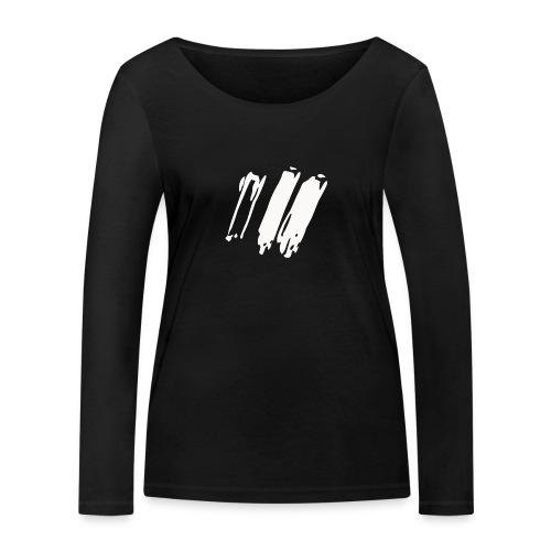 Wildtek Claw - Women's Organic Longsleeve Shirt by Stanley & Stella