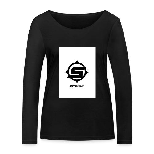 Syntex Clan - Ekologisk långärmad T-shirt dam från Stanley & Stella