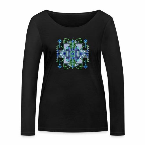 Wegwijzer Navota Design - Vrouwen bio shirt met lange mouwen van Stanley & Stella