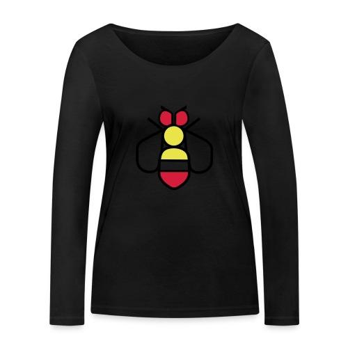 Bee - Women's Organic Longsleeve Shirt by Stanley & Stella