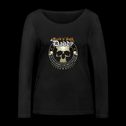 Rock ´n´ Roll Daddy - Frauen Bio-Langarmshirt von Stanley & Stella