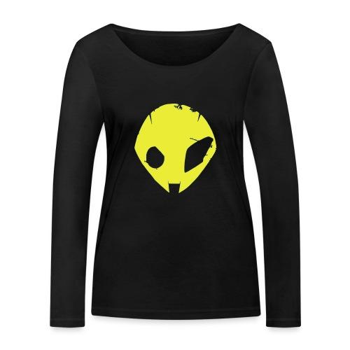 alien s1000rr - Frauen Bio-Langarmshirt von Stanley & Stella