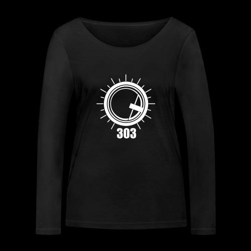 Push the 303 - Women's Organic Longsleeve Shirt by Stanley & Stella