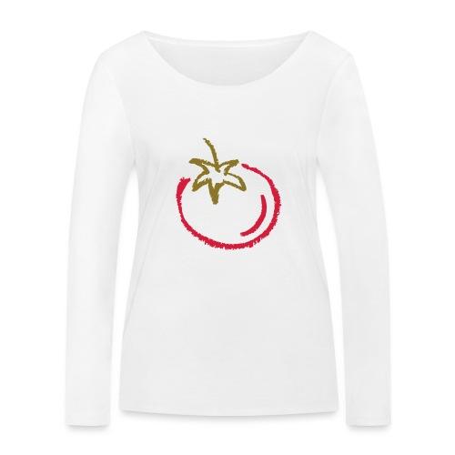 tomato 1000points - Women's Organic Longsleeve Shirt by Stanley & Stella