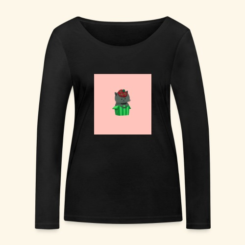 HCP custo 7 - Women's Organic Longsleeve Shirt by Stanley & Stella