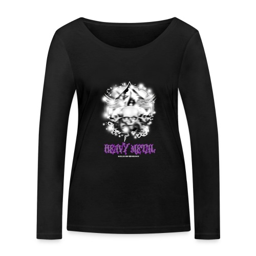 TBK15H - T-shirt manches longues bio Stanley & Stella Femme