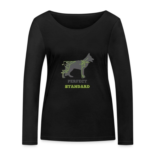 - PerfectStandard - - Camiseta de manga larga ecológica mujer de Stanley & Stella