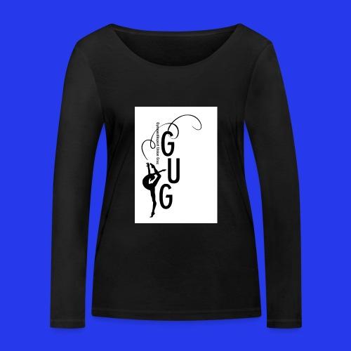 GUG Logo - Frauen Bio-Langarmshirt von Stanley & Stella
