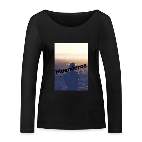 garciavlogs - Camiseta de manga larga ecológica mujer de Stanley & Stella