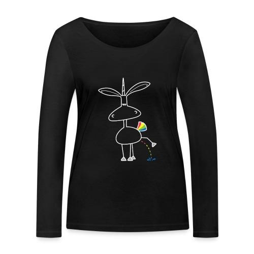 Dru - bunt pinkeln - Frauen Bio-Langarmshirt von Stanley & Stella