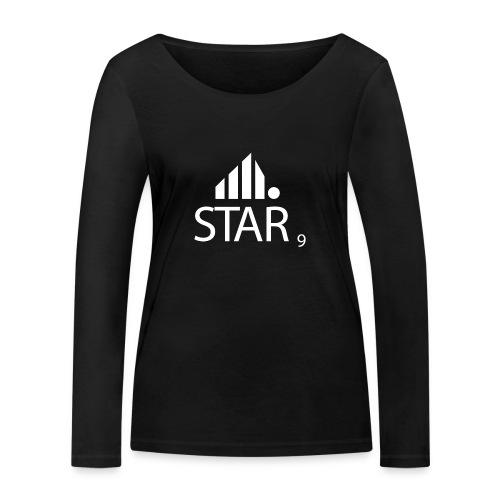 Star9 shirt woman - Økologisk langermet T-skjorte for kvinner fra Stanley & Stella