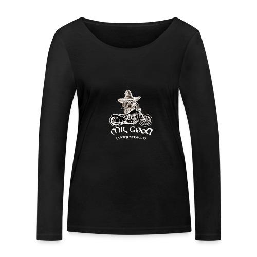 BIKE - Maglietta a manica lunga ecologica da donna di Stanley & Stella