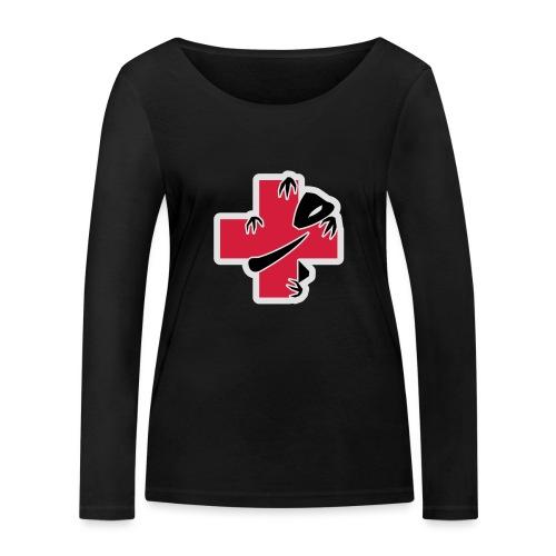 sic-santyx-infirmyx-citud - T-shirt manches longues bio Stanley & Stella Femme