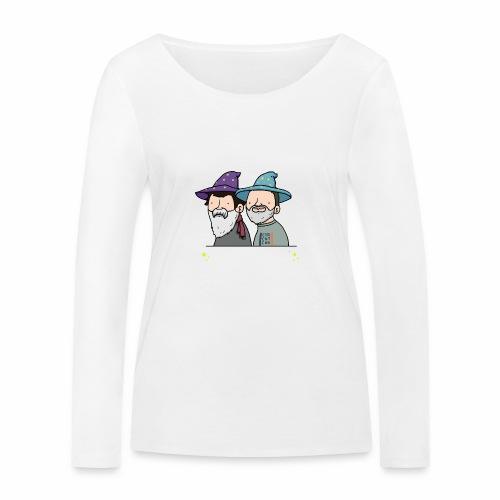 Marabouch'pic - T-shirt manches longues bio Stanley & Stella Femme