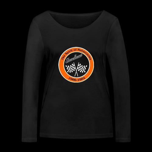 Zielflagge Shovelheat - Frauen Bio-Langarmshirt von Stanley & Stella
