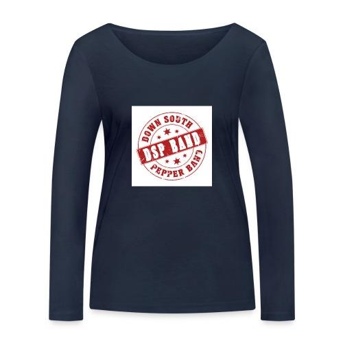 DSP band logo - Women's Organic Longsleeve Shirt by Stanley & Stella