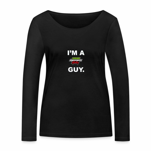 I'm a WMItaly guy! - Maglietta a manica lunga ecologica da donna di Stanley & Stella