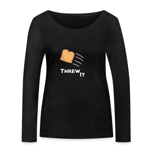 Toast - Frauen Bio-Langarmshirt von Stanley & Stella