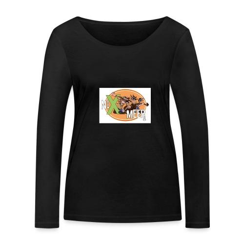nixenmeer - Vrouwen bio shirt met lange mouwen van Stanley & Stella