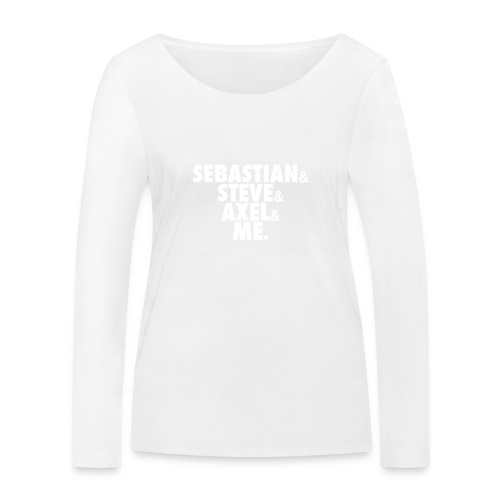 BEATSAUCE House Mafia T-shirt - Maglietta a manica lunga ecologica da donna di Stanley & Stella