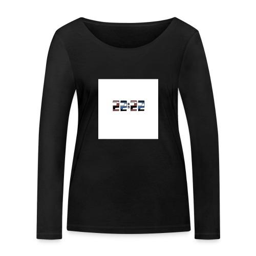 22:22 buttons - Vrouwen bio shirt met lange mouwen van Stanley & Stella
