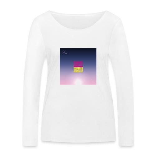 T-shirt herr Skärgårdsskrattet - Ekologisk långärmad T-shirt dam från Stanley & Stella