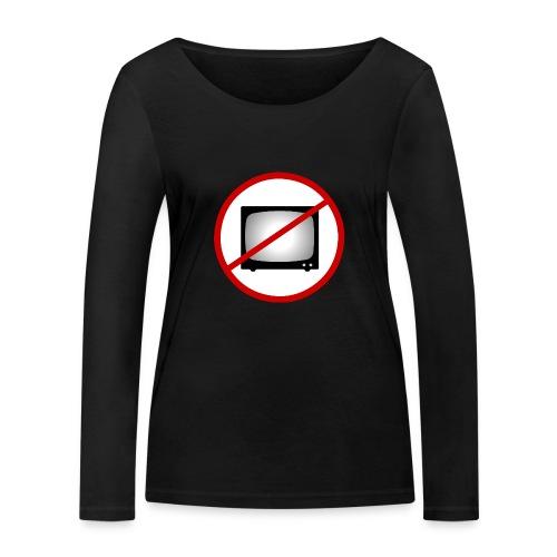 notv - Women's Organic Longsleeve Shirt by Stanley & Stella