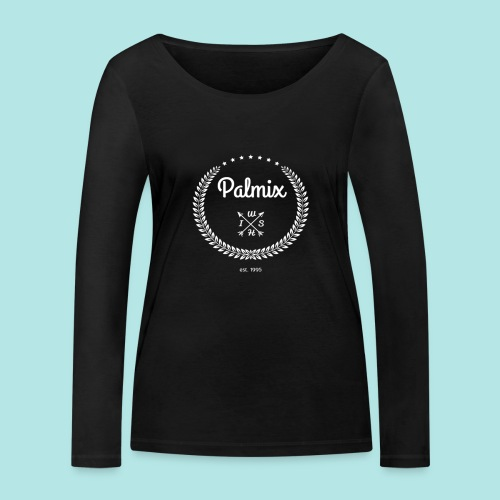 Wish big palmix - Women's Organic Longsleeve Shirt by Stanley & Stella