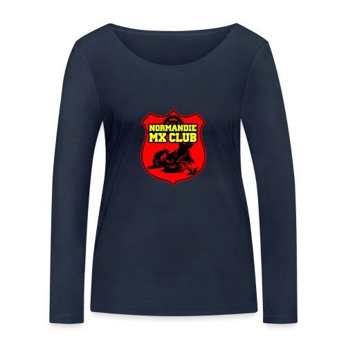 Casquette Normandie MX Club - T-shirt manches longues bio Stanley & Stella Femme